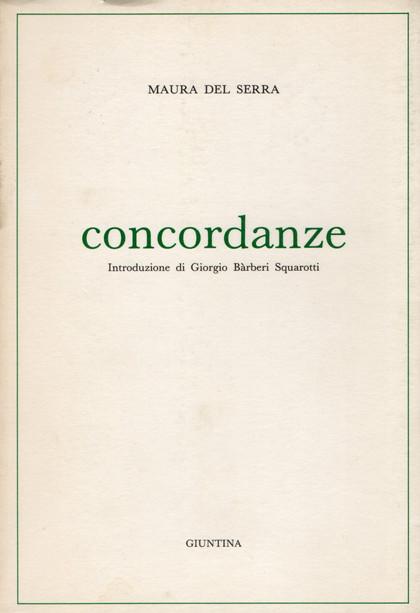 Concordanze