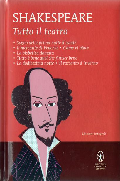 Tito Andronico, Timone d'Atene (vol. V, pp. 200-267 ; 371-438)