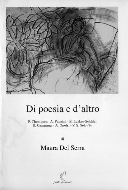 Di Poesia e d'altro