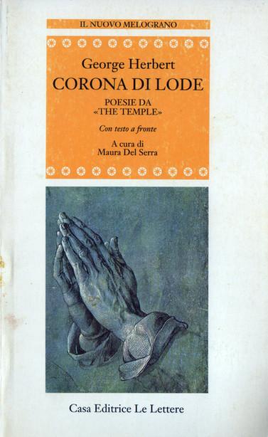 "Corona di lode. Poesie da ""The temple"""