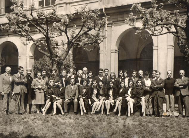 "3° Liceo Classico ""Niccolò Forteguerri"", 1967"