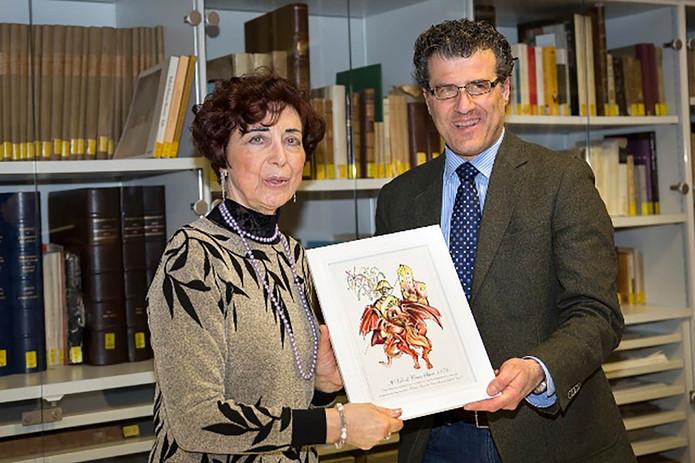 """Con il sindaco di Vinci nella """"Giornata Mondiale della Poesia"""""""