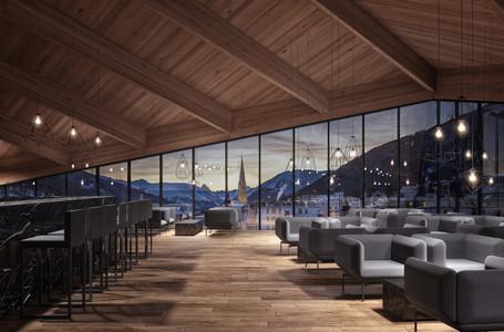 Erneuerung Eisstadion Davos, 2016