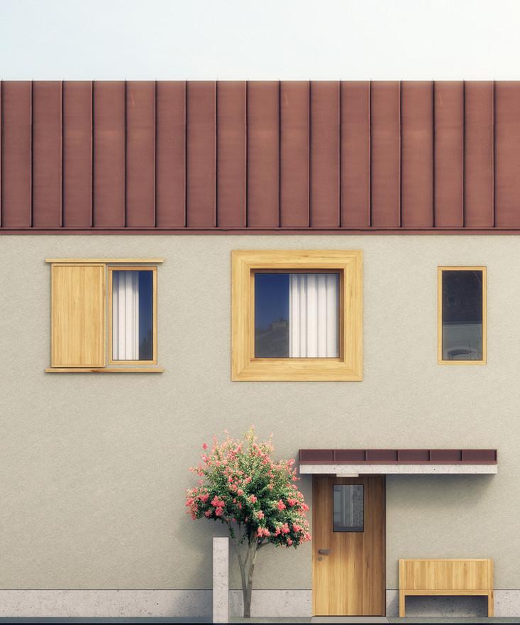Wohnüberbauung Schlossbungert Haldenstein, 2014