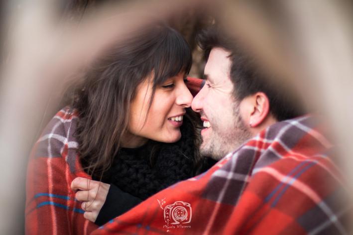 Goka al Montseny! Preboda Jordi i Mercè