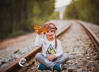 Sessió Infantil d'aviadors!
