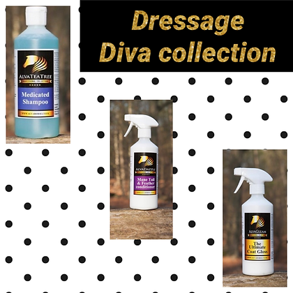 Dressage Diva's collection