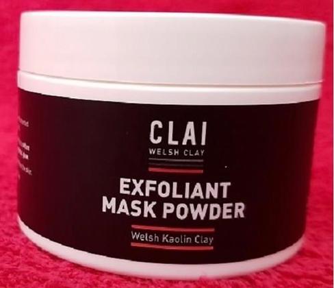 Alva Clai Exfoliant powder Mask
