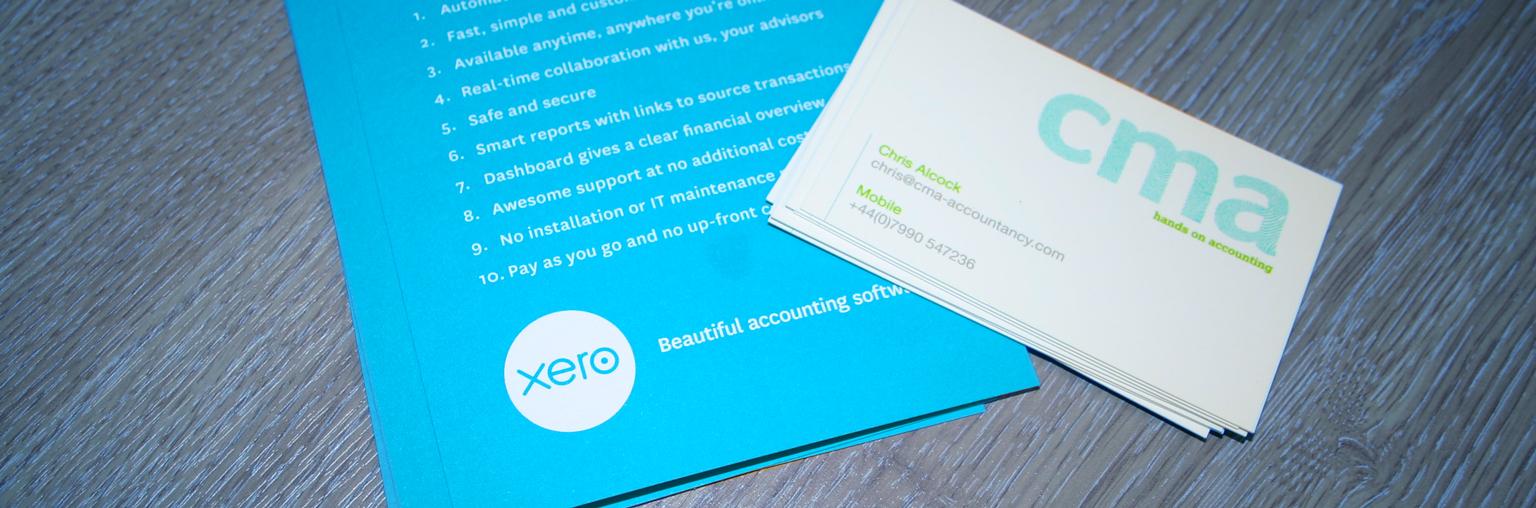 We are a Silver Xero partner