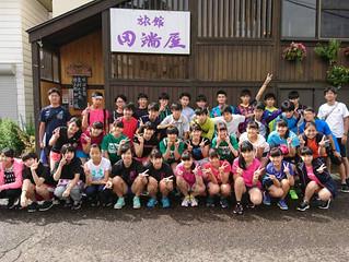 夏休みの田端屋は、高校生でいっぱいです♡