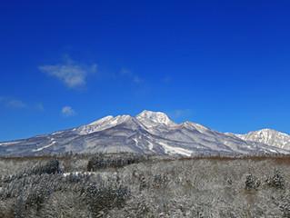 妙高山も白銀の世界になってスキーシーズン到来♪ そして平成30年ありがとうございました♡