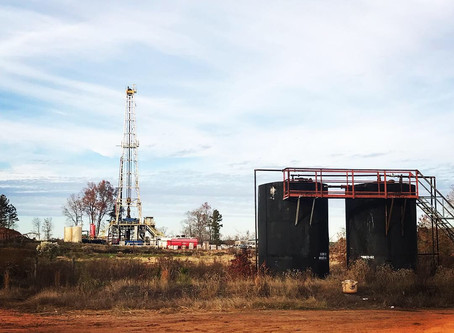 Haynesville Shale Gas Production Is Bouncing Back