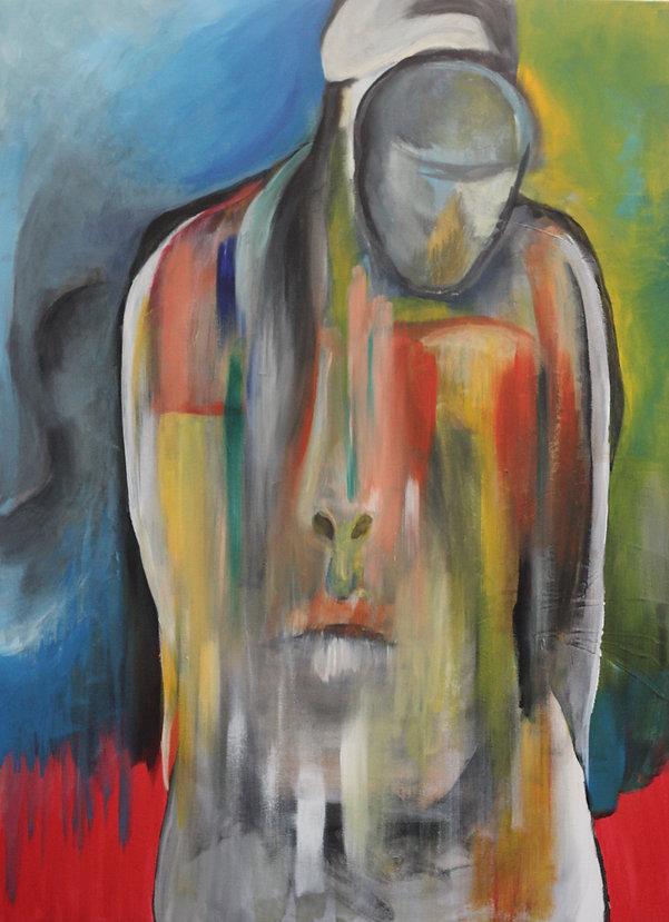 Orit Mizne art painting