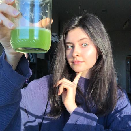Celery Juice: My experience