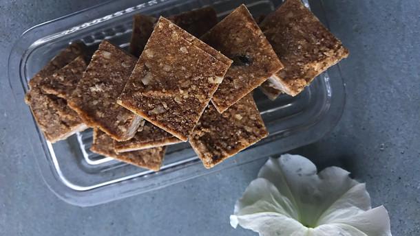 Ginger Coconut Bites