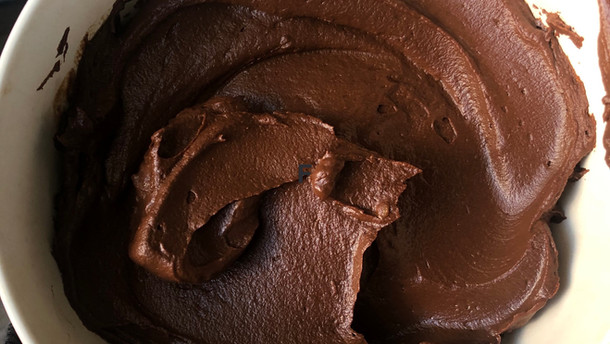 Plant Based Chocolate Frosting