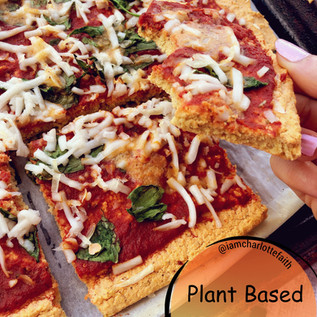 The Easiest Pizza Crust