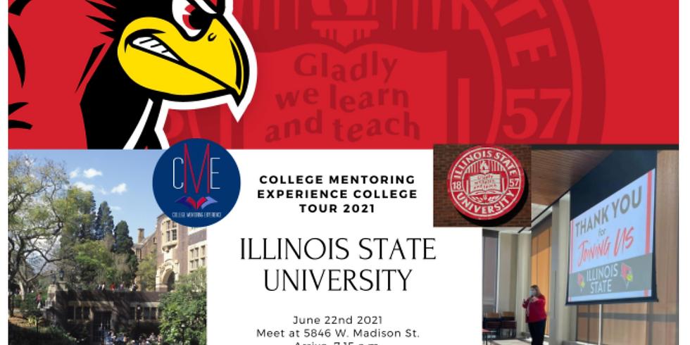 CME visits Illinois State University