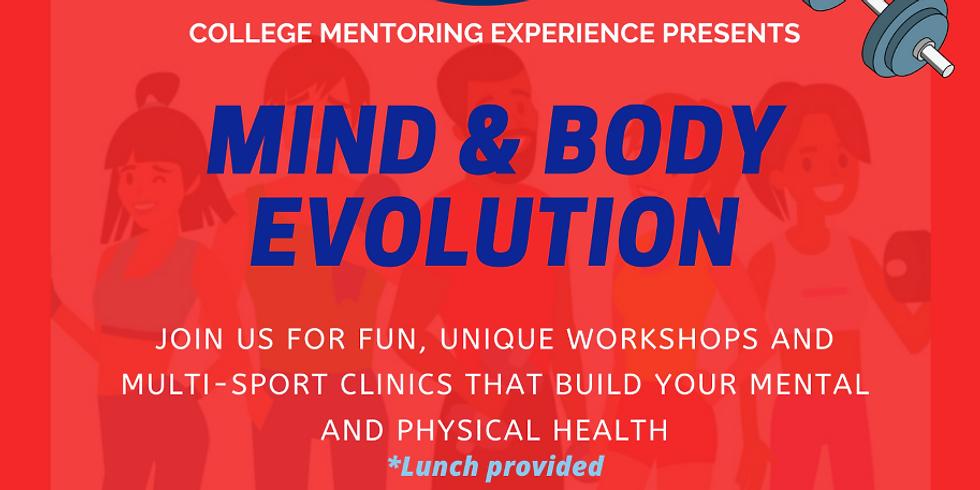 Registration - Mind and Body Evolution