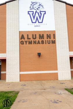 Wiley Alumni Gym