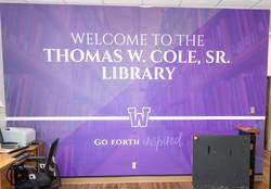 Thomas W. Cole Sr. Library