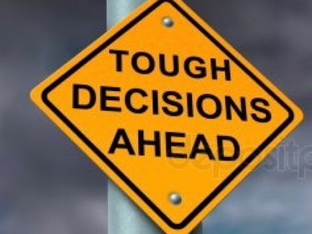 "CME's Lesson of the Month: ""Don't Let Decisions Scare You"""