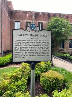 Talley-Bradey Hall