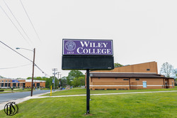 Wiley College visit