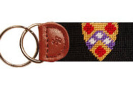 Smathers and Branson Needlepoint Key Fob