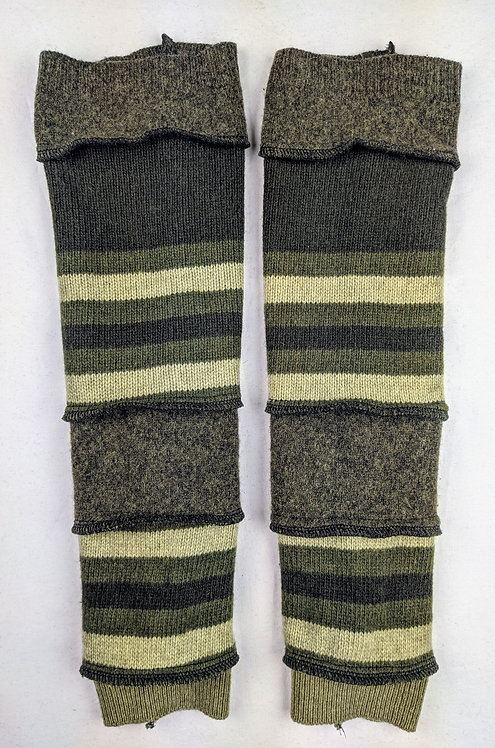 Hip Chick Design Upcycled Legwarmers