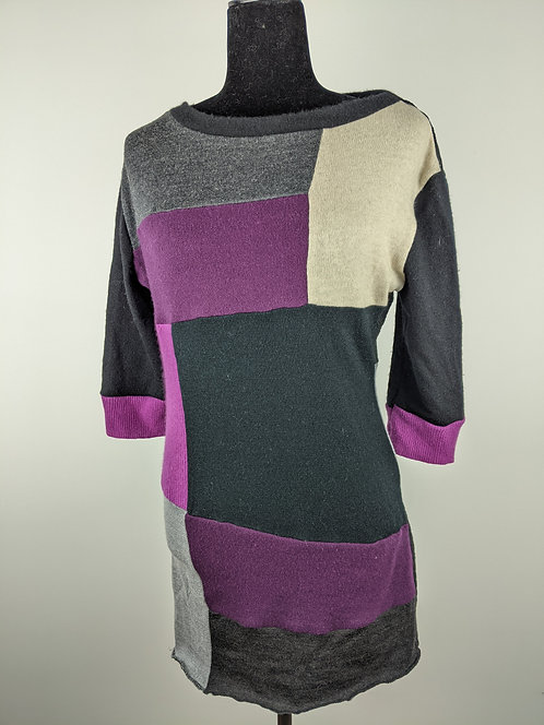 Hip Chick Design Wool Tunic