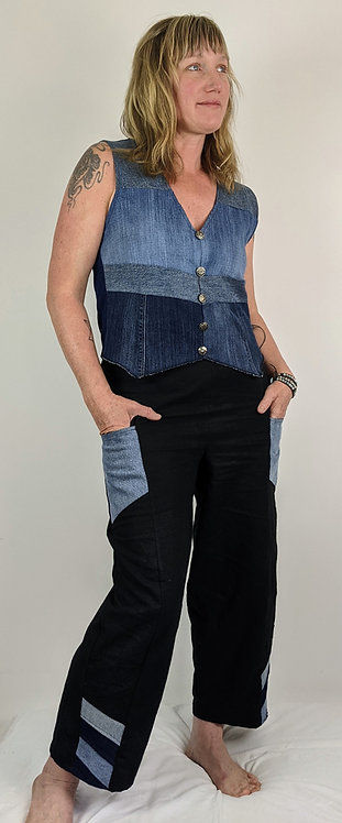 Hip Chick Design Hemp Pants