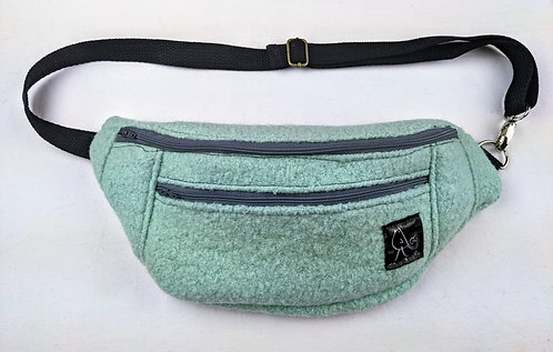 Hip Chick Design Wool Fanny Pack