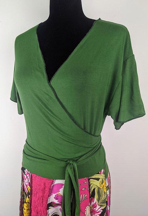 Hip Chick Design Wrap Dress
