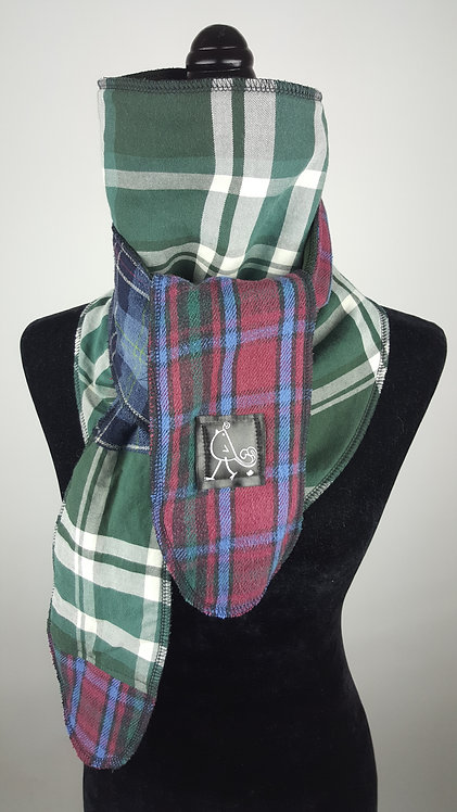 Hip Chick Design Cowgirl Chic Scarf