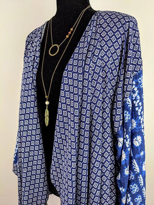 Hip Chick Design Upcycled Kimono