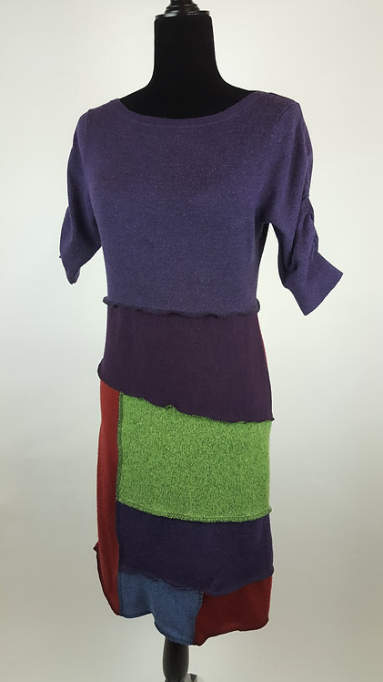 Hip Chick Design Original Wool Up-cycled Dress