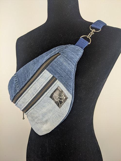 Hip Chick Design Demin Hip Pack