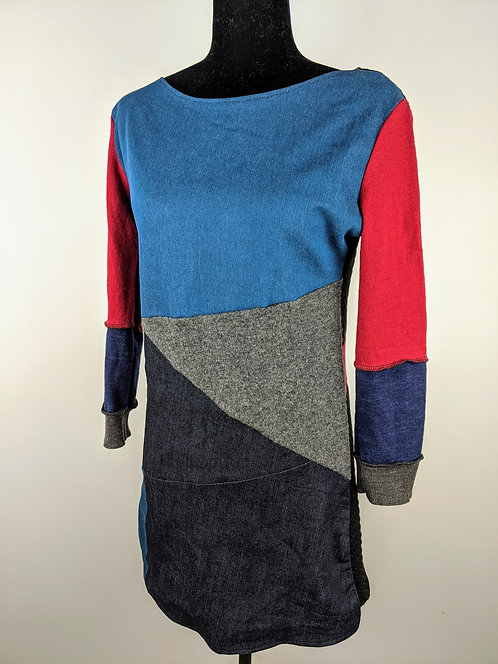 Hip Chick Design Wool Tunic