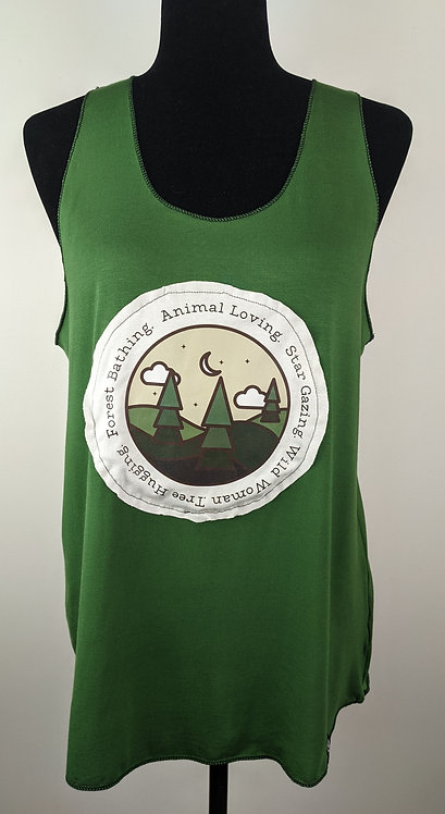 Earth Day Bamboo Tank Top