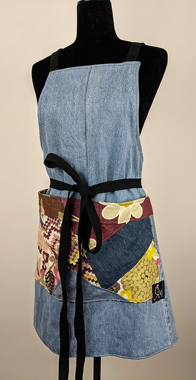Hip Chick Design Full Apron