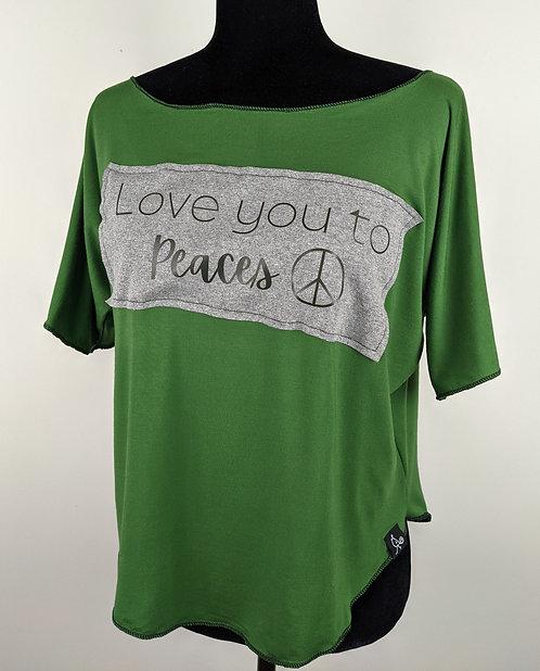 Hip Chick Design Bamboo T shirt