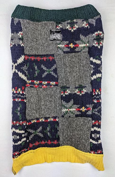 Hip Chick Design Wool Dog Sweater