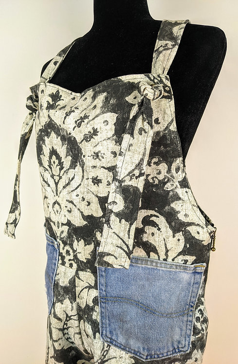 Hip Chick Design Overalls
