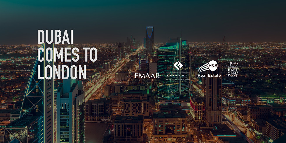 迪拜來到倫敦杜拜房地產投資機會