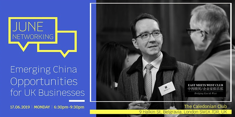 Asia Marketing for Growth Talk - Emerging China Opportunities for UK
