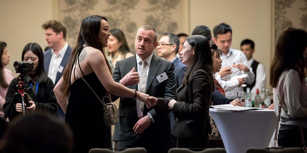 April Networking&China Media Talk /四月交流會與中國媒體談