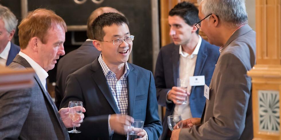 東方遇見西方俱樂部July Professional Networking / 7月中西商業精英交流會