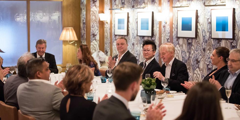 東遇見西俱樂部私人晚宴/中西精英俱樂部私人晚宴