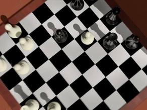 В GORODe начинаются занятия шахматами!